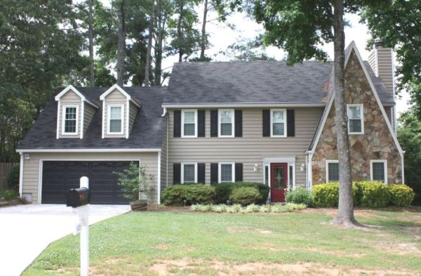 Alpharetta Home In Mayfield Place