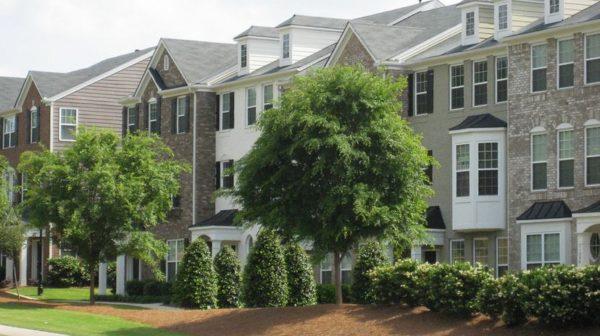 Westside Villas Community Alpharetta GA