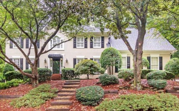 Waters Mill Neighborhood Home In Alpharetta GA