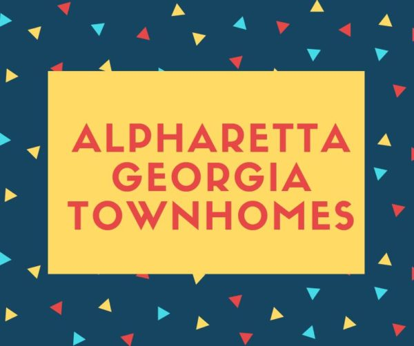 Alpharetta Georgia Townhomes For Sale