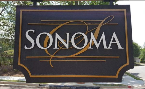 Alpharetta Sonoma New Gated Townhome Community